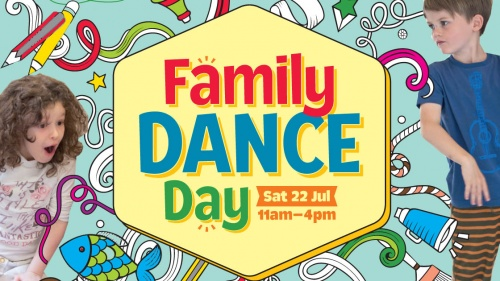 Family Dance Day 2017