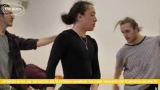 London Contemporary Dance School: EDGE choreographer interviews Fabio Leberti