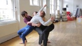 A peak into rehearsals with Frauke Requardt's Mothers